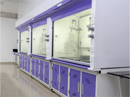 product page - fume hoods